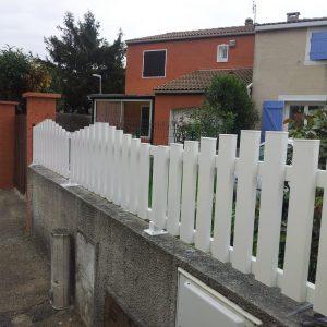 Barrières PVC